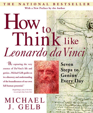 How to Think Like Leonardo da Vinci by