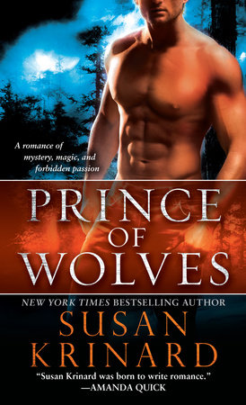 Prince of Wolves by Susan Krinard
