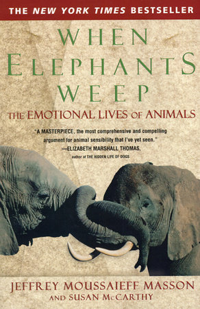 When Elephants Weep by