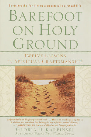 Barefoot on Holy Ground by