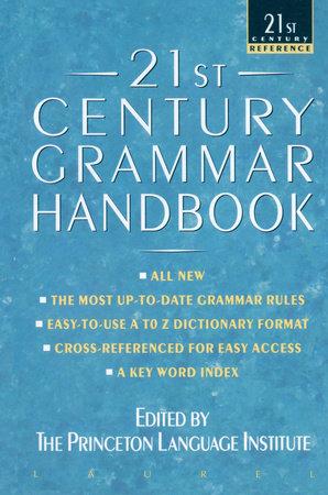 21st Century Grammar Handbook by
