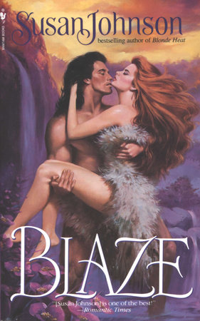 Blaze by Susan Johnson