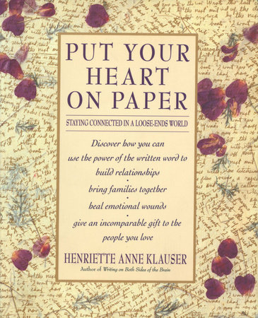 Put Your Heart on Paper by