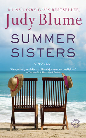 Summer Sisters book cover