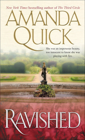 Amanda Quick book cover