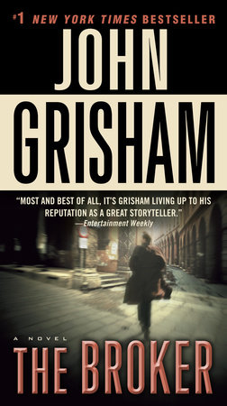 The Broker by John Grisham