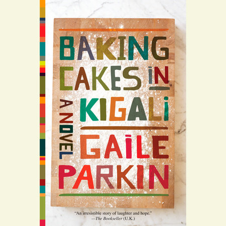 Baking Cakes in Kigali by