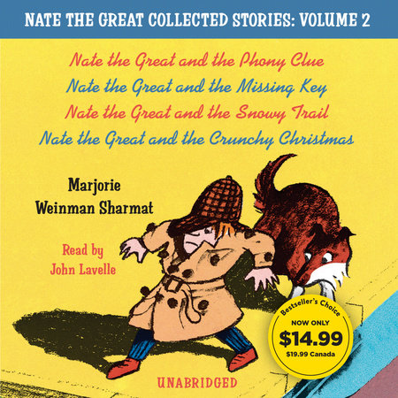 Nate the Great Collected Stories: Volume 2 by