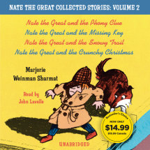 Nate the Great Collected Stories: Volume 2 Cover