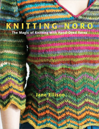 Knitting Noro by Jane Ellison