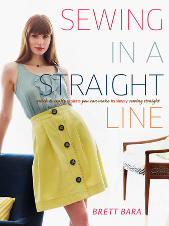 Sewing in a Straight Line by