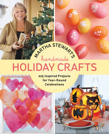 Martha Stewart's Handmade Holiday Crafts by