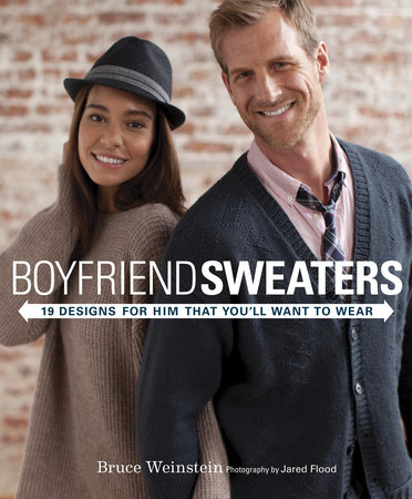 Boyfriend Sweaters by Bruce Weinstein