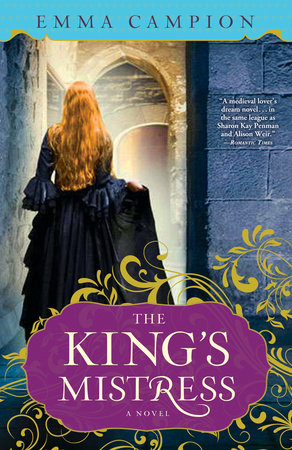 The King's Mistress book cover