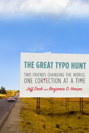 The Great Typo Hunt by