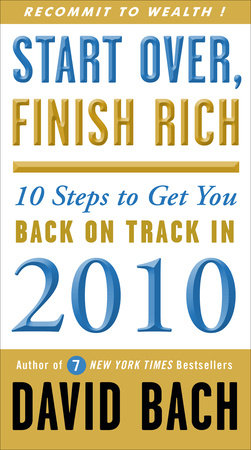 Start Over, Finish Rich by David Bach