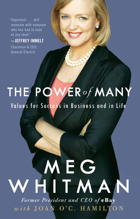 The Power of Many by Joan O'C Hamilton and Meg Whitman