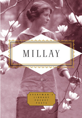 Poems by Edna St. Vincent Millay