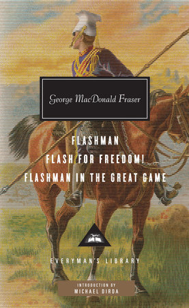 Flashman, Flash for Freedom!, Flashman in the Great Game by