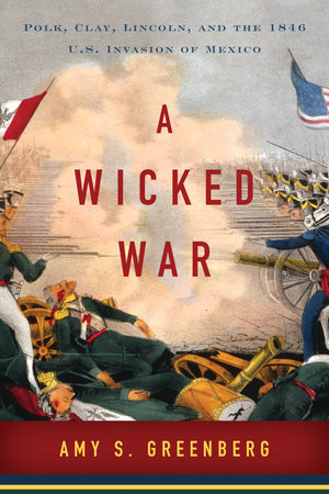 A Wicked War by Amy S. Greenberg