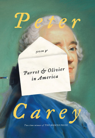 Parrot and Olivier in America by