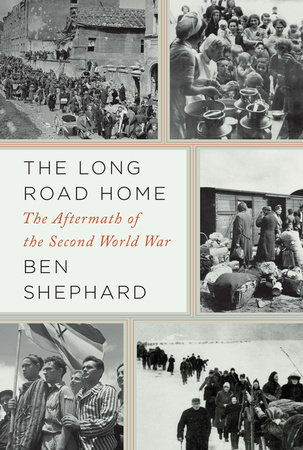 The Long Road Home by Ben Shephard