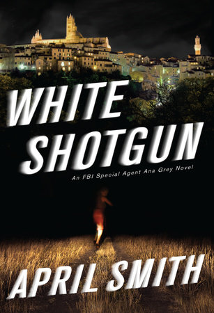 White Shotgun by April Smith