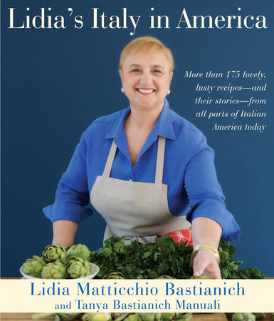 Lidia's Italy in America by