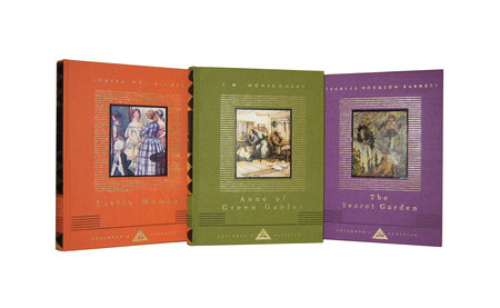 Coming of Age by Frances Hodgson Burnett, Louisa May Alcott and L.M. Montgomery