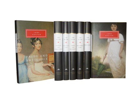 The Complete Novels of Jane Austen by