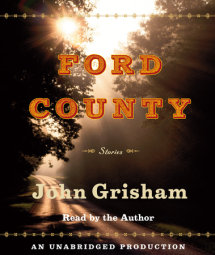 Ford County: Stories Cover