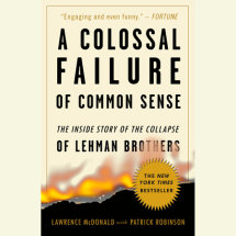 A Colossal Failure of Common Sense Cover