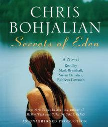 Secrets of Eden Cover
