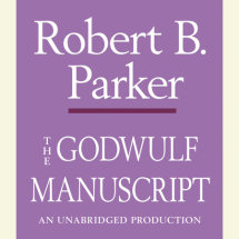 The Godwulf Manuscript Cover