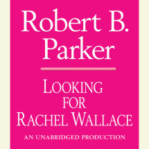 Looking for Rachel Wallace Cover