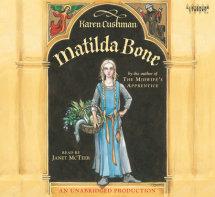 Matilda Bone Cover