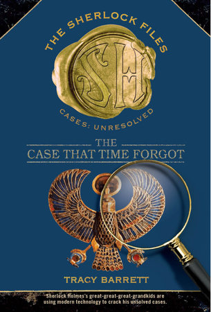 The Case that Time Forgot by