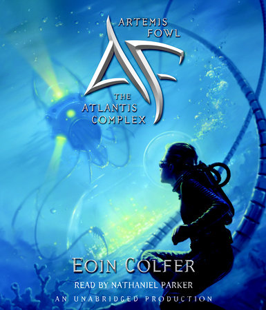 Artemis Fowl 7: The Atlantis Complex by