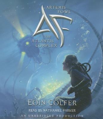 Artemis Fowl 7: The Atlantis Complex by
