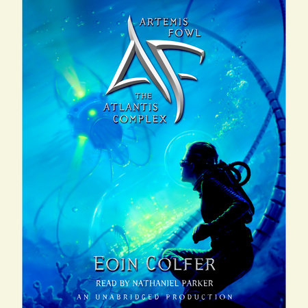 Artemis Fowl 7: The Atlantis Complex by Eoin Colfer