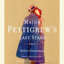 Major Pettigrew's Last Stand Cover