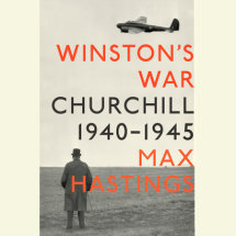 Winston's War Cover