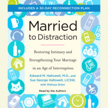 Married to Distraction Cover