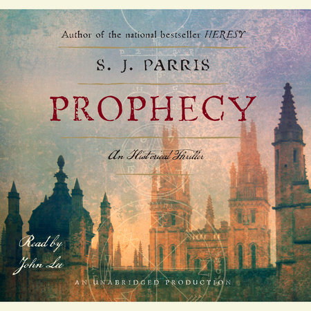 Prophecy by S.J. Parris