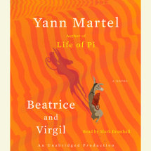 Beatrice and Virgil Cover