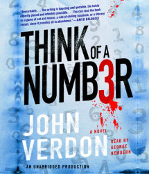 Think of a Number (Dave Gurney, No.1) Cover