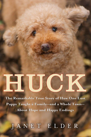 Huck by Janet Elder