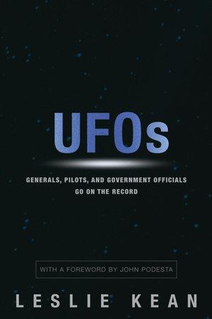 UFOs by Leslie Kean