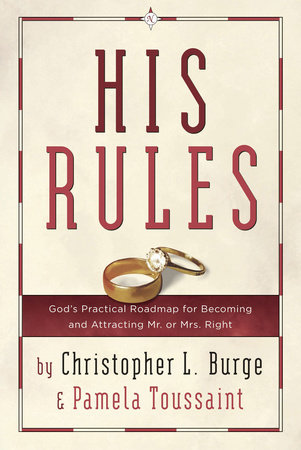 His Rules by Pamela Toussaint and Christopher Burge