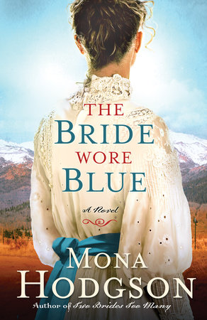 The Bride Wore Blue by